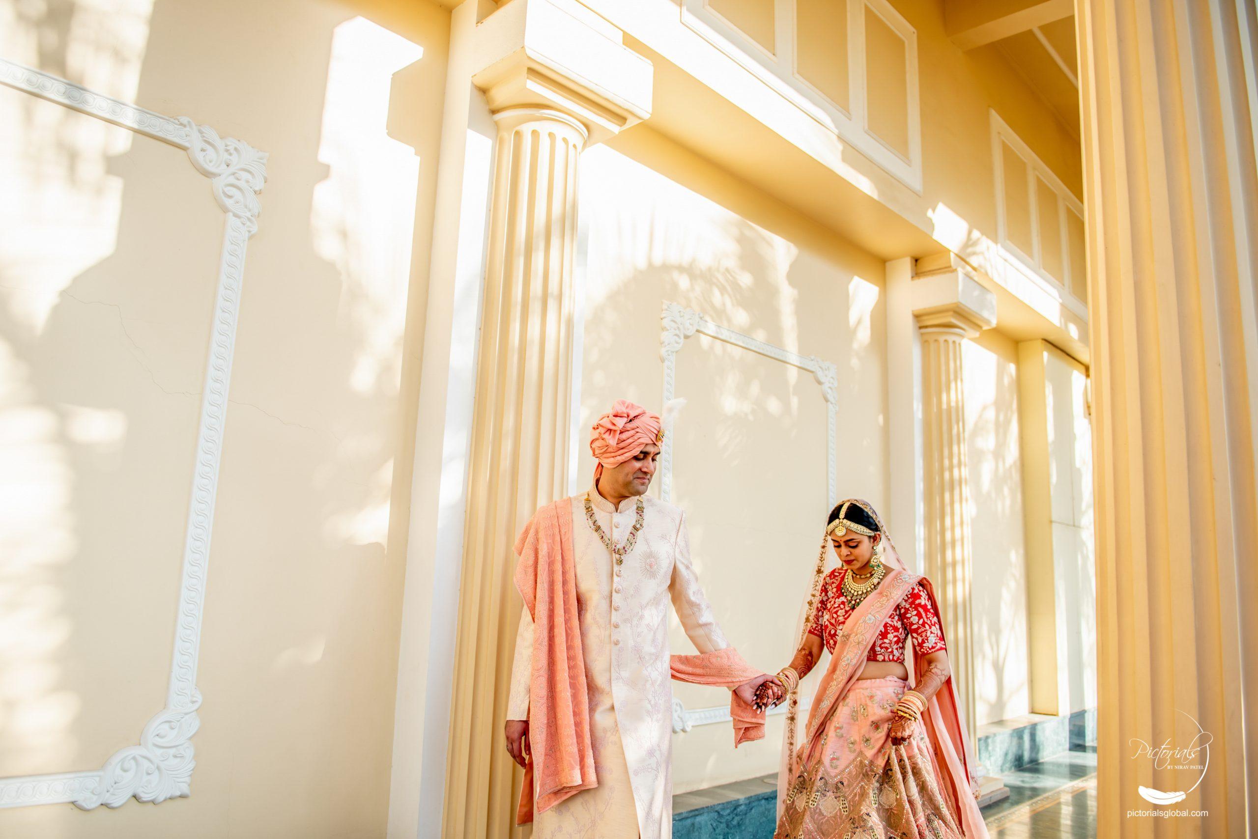 Wedding Portraits in Vadodara