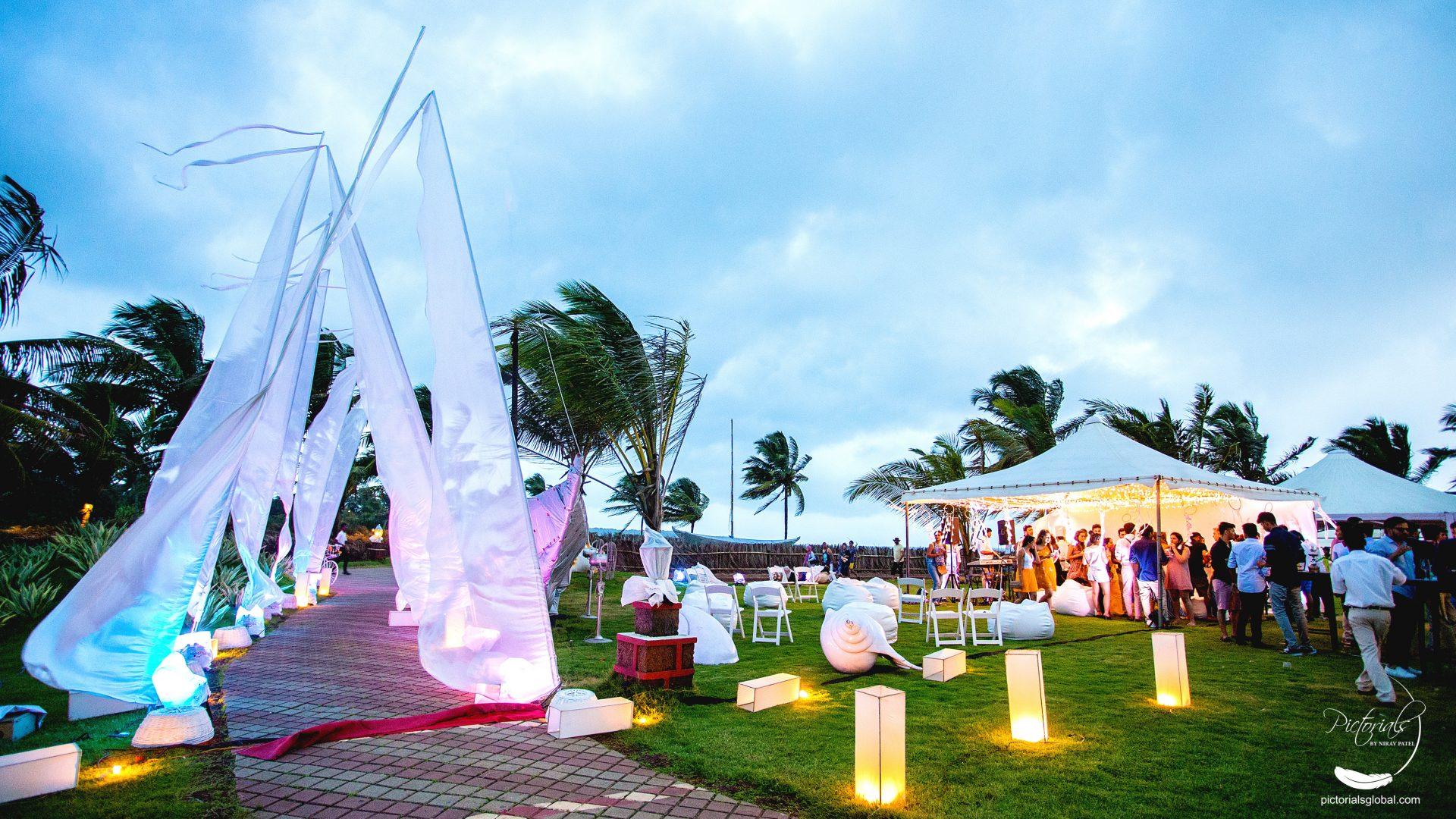 Destination Pre-wedding photography in Goa